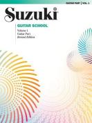 Suzuki Guitar School: Volume 1