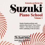 Suzuki Piano School: Volume 1 [Audio]