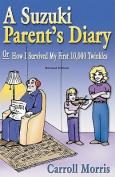 Suzuki Parent's Diary