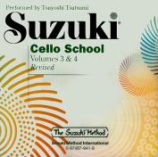 Suzuki Cello School [Audio]