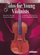 Solos for Young Violinists, Vol 3
