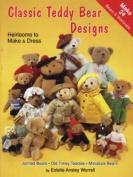 Classic Teddy Bear Designs