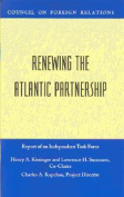 Renewing the Atlantic Partnership