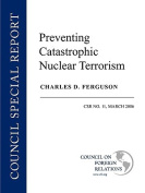 Preventing Catastrophic Nuclear Terrorism