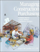 Managing Construction Purchasing