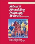 Repair & Remodeling Estimating Methods