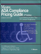 Means ADA Compliance Pricing Guide