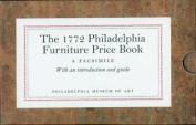 1772 Philadelphia Furniture Price Book
