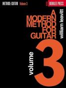 A Modern Method for Guitar, Volume 3