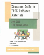 Educators Guide to Free Guidance Materials