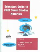 Educators Guide to Free Social Studies Materials