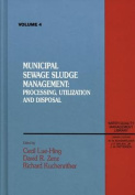 Municipal Sewage Sludge Management