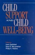 Child Support and Child Well-being