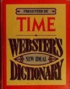 Webster's New Ideal Dictionary