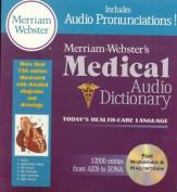 Merriam Webster Med Aud Dic CD Rom