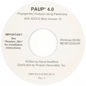 Paup 4.0 Beta for Windows/DOS