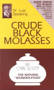 Crude Black Molasses