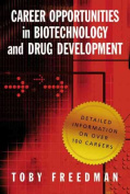 Career Opportunities in Biotechnology and Drug Development