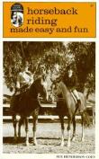 Horseback Riding Made Easy and Fun