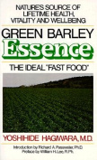 Green Barley Essence