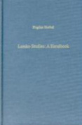 Lemko Studies: A Handbook