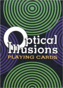 Optical Illusions Playing Card