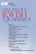 Reform Jewish Quarterly, Fall 2010