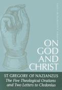 On God and Christ