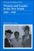 Women and Gender in the New South