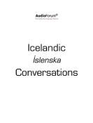 Icelandic Conversations [ICE]