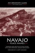 Navajo Place Names