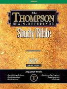 Thompson Chain-Reference Bible-KJV-Large Print [Large Print]