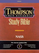 Thompson Chain Reference Study Bible-NASB