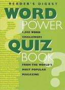 Word Power Quiz Book