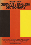 Webster's German & English Dictionary [GER]
