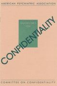 Guidelines on Confidentiality