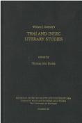 Thai and Indic Literary Studies