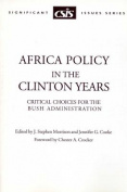 Africa Policy in the Clinton Years