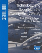 Technology and Security in the Twenty-First Century