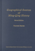 Geographical Sources of Ming-Qing History