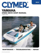 Yamaha Stern Drive Shop Manual 1989-1991