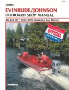 Evinrude/Johnson Outboard Shop Manual, 48-235 HP, 1973-1990
