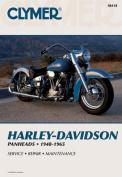 Harley-Davidson Panheads, 1948-1965
