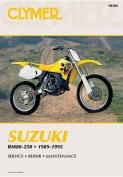 Suzuki RM80, RM125, RM250, 1989-1995