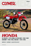 Honda XL/XR 200-350 78-95, XL/XR 250 78-2000