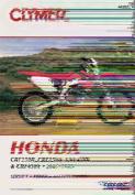 Honda CRF250R/X/450R