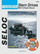 Mercruiser Stern Drives 2001-08 Repair Manual