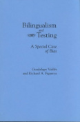 Bilingualism and Testing