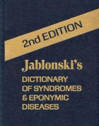 Jablonski's Dictionary of Syndromes and Eponymic Diseases-New Ed