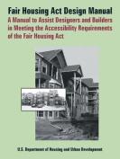 Fair Housing Act Design Manual